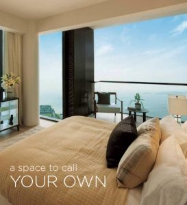 Marina One Residences Masterbedroom